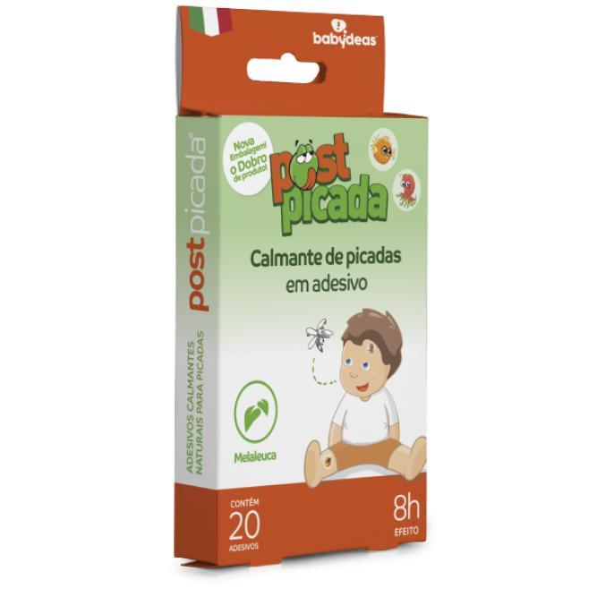 Adesivo Pos Picada - Babydeas 20 UNI  70010154