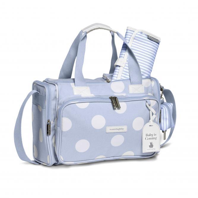 Bolsa Térmica Anne - Masterbag AZUL BUBBLES 38X25X15CM 12BUB210
