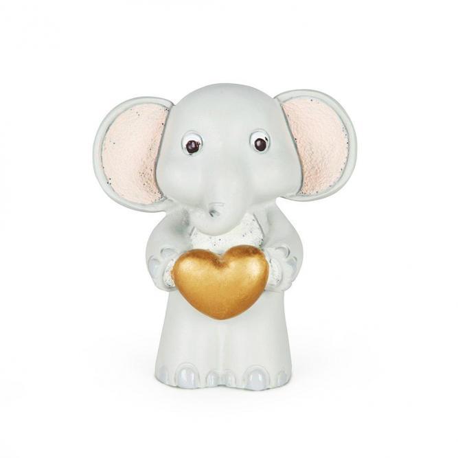 Mini Escultura Elefante - Modali ELEFANTE  MBXH14S0364C