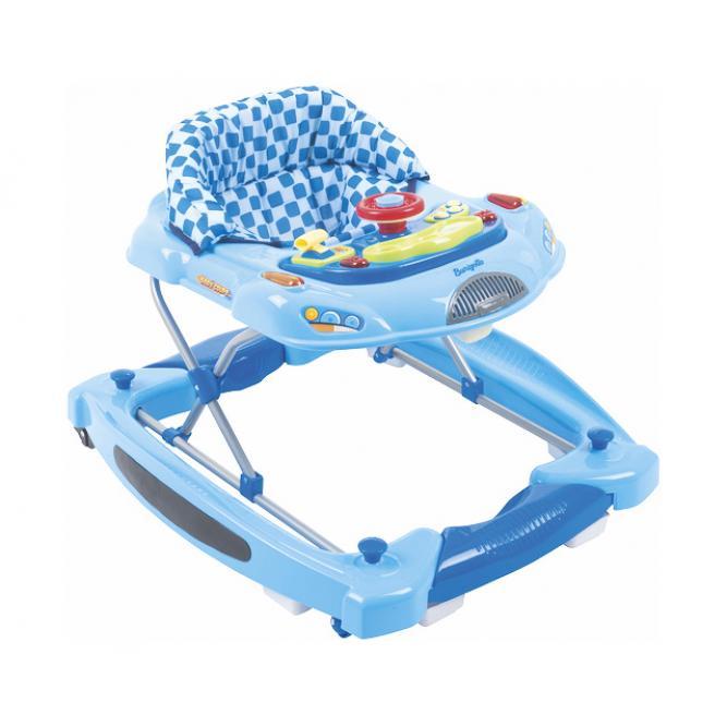 Andador Baby Coupe - Burigotto Azul  IXAN3034AZ19