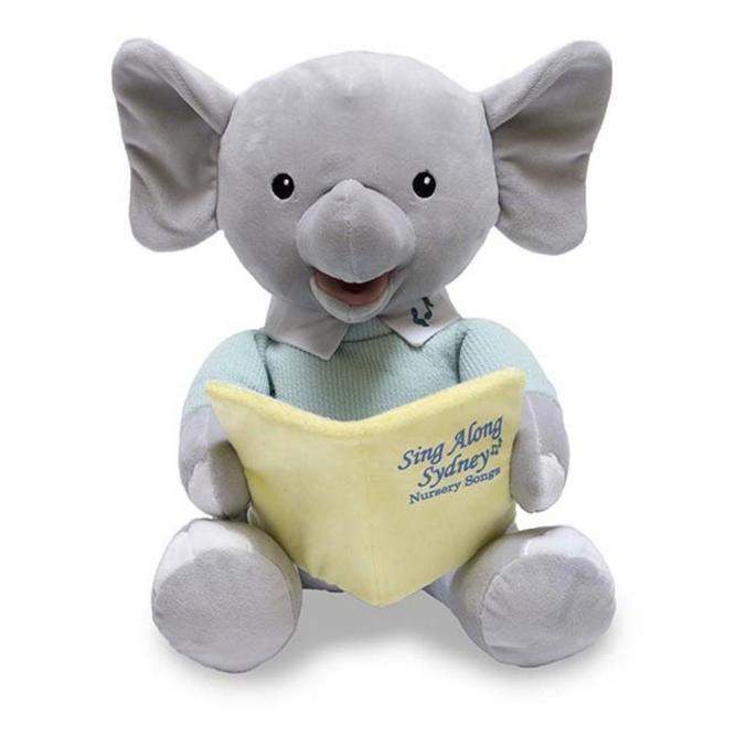 Elefante De Pelúcia Sing Along - Modali ELEFANTE  CB42873