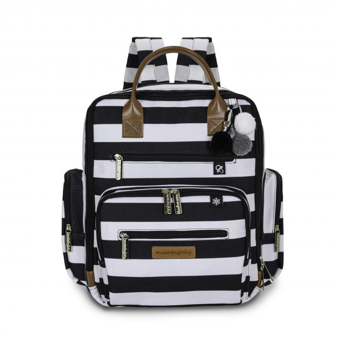 Mochila Urban - Masterbag PRETO BROOKLYN 32X35X17CM 12BRO313