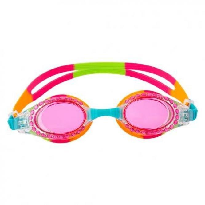 Óculos De Natação Com Brilho - Stephen Joseph CHUVA DE VERAO  2641