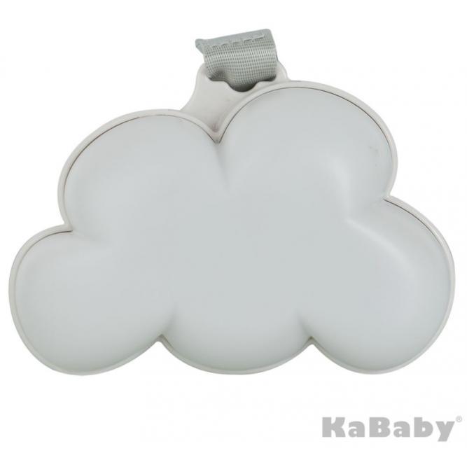 Luminária Musical Little - Kababy NUVEM  11701B