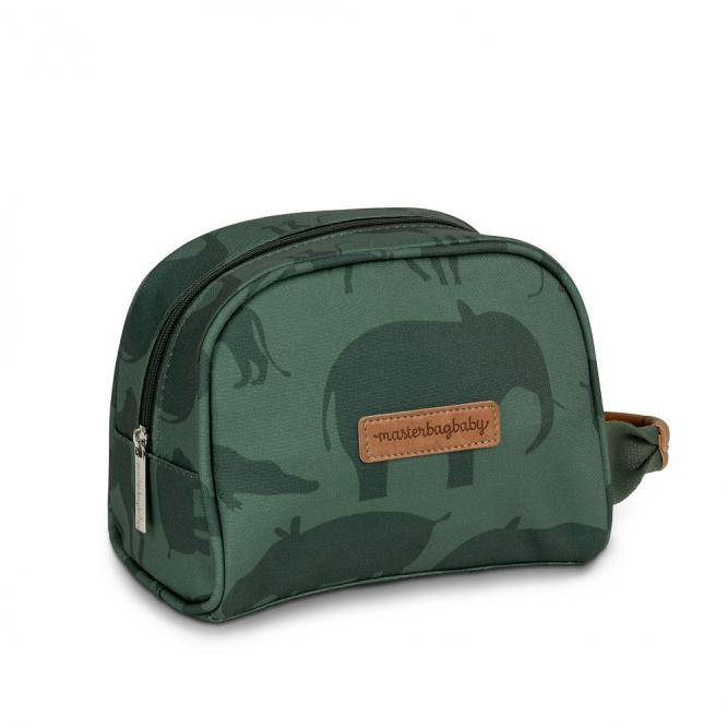 Necessaire Baby - Masterbag VERDE SAFARI 21X18X14CM 12SAF269