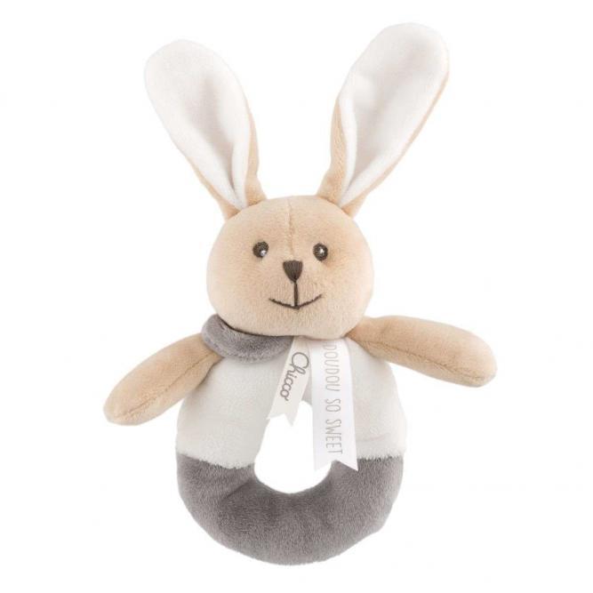 Brinquedo Chocalho Coelho Dou Dou - Chicco
