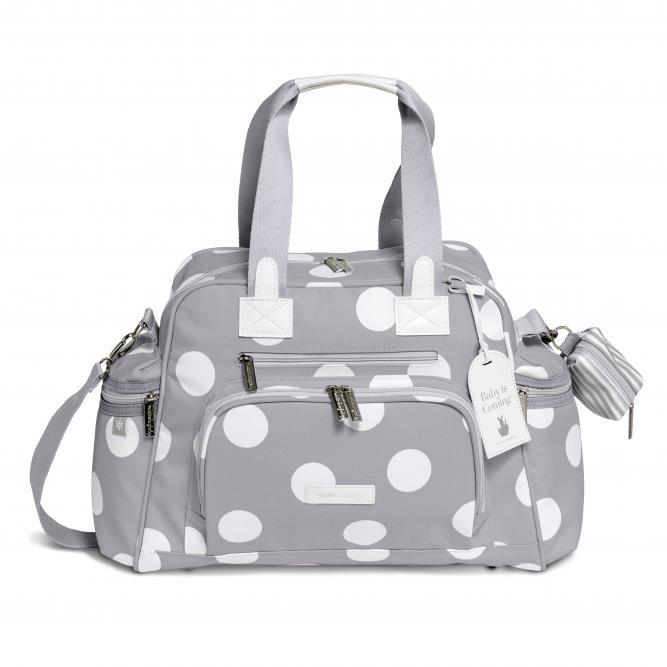 Bolsa  Térmica Everyday - Masterbag CINZA BUBBLES 50X34X20CM 12BUB299