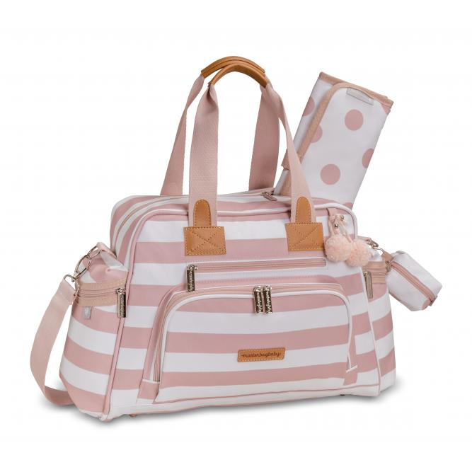 Bolsa  Térmica Everyday - Masterbag ROSA BROOKLYN 50X34X20CM 12BRO299