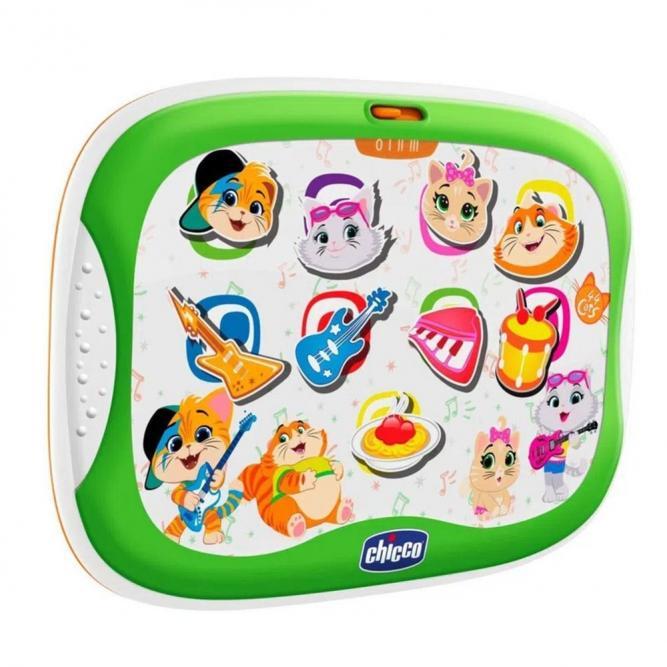 Tablet 44 Gatos Brinquedo - Chicco
