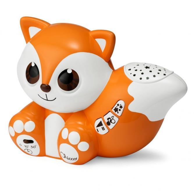 Projetor Raposa Colorida Brinquedo - Chicco   COLORIDO  00010064000000