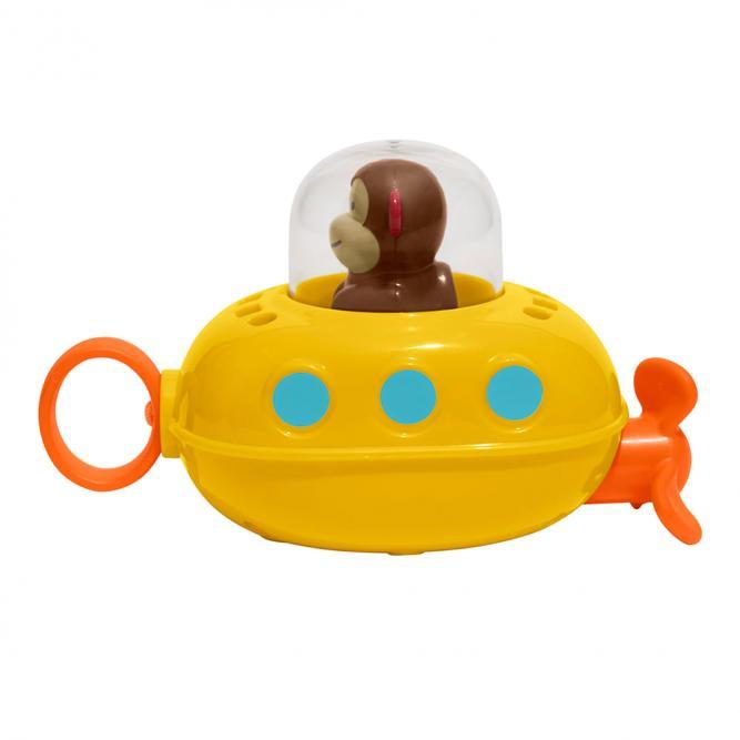 Brinquedo De Banho Submarino - Skip Hop MACACO 17,78X7,62X15,24CM 4024