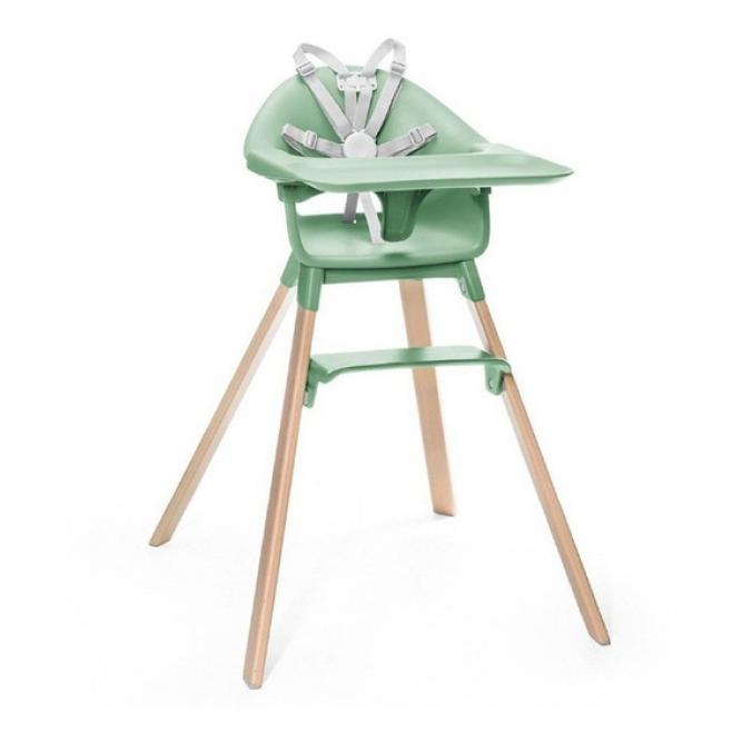 Cadeira Alimentação Click Verde C/ Almofada - Girotondo Verde  W552002