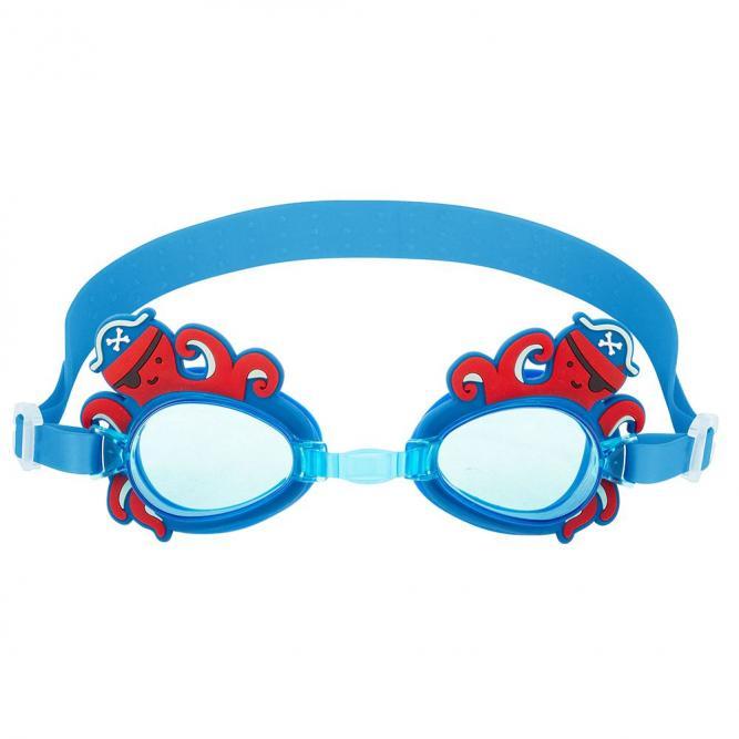 Óculos De Natação - Bupbaby POLVO PIRATA  3124