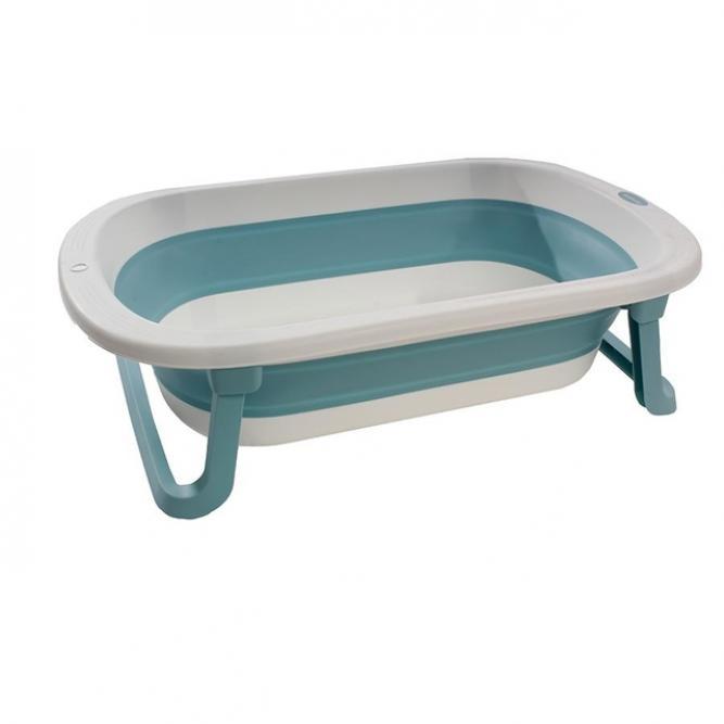 Banheira Dobrável - Kababy Azul P 22201A