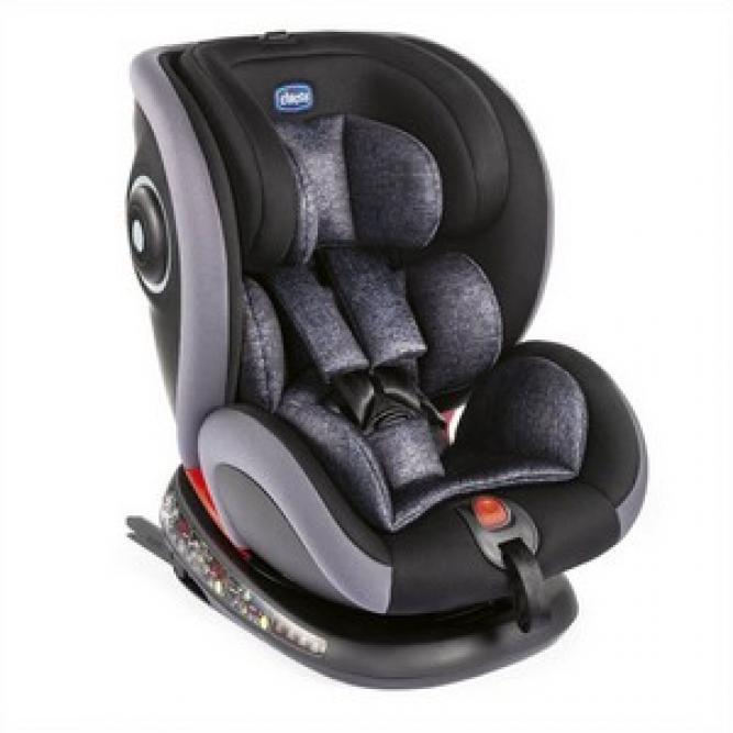 Cadeira Auto Seat 4fix - Chicco GRAPHITE 0A36KG 06079860210000