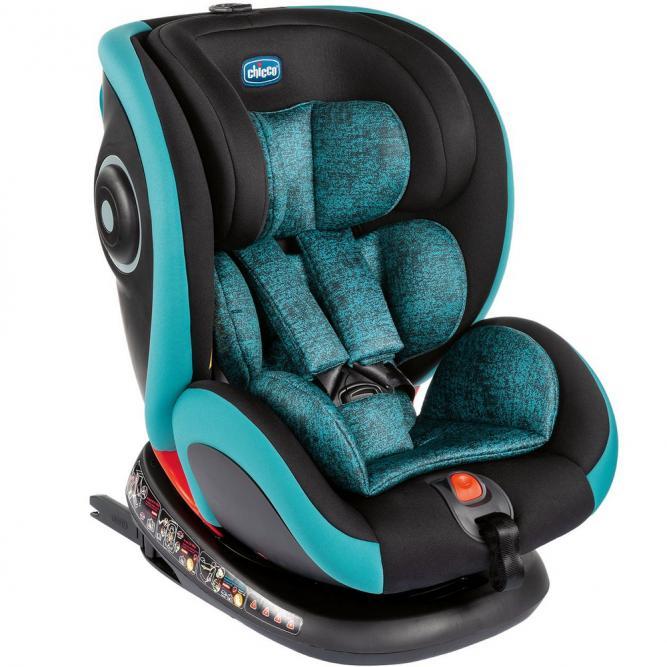 Cadeira Auto Seat 4fix - Chicco OCTANE 0A36KG 06079860050000