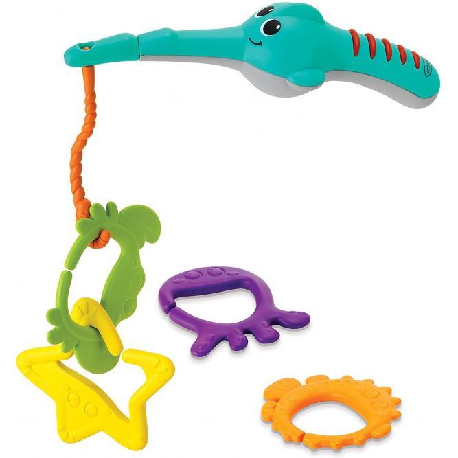 Brinquedo De Encaixe Interativo  - Infantino PESCARIA  3287