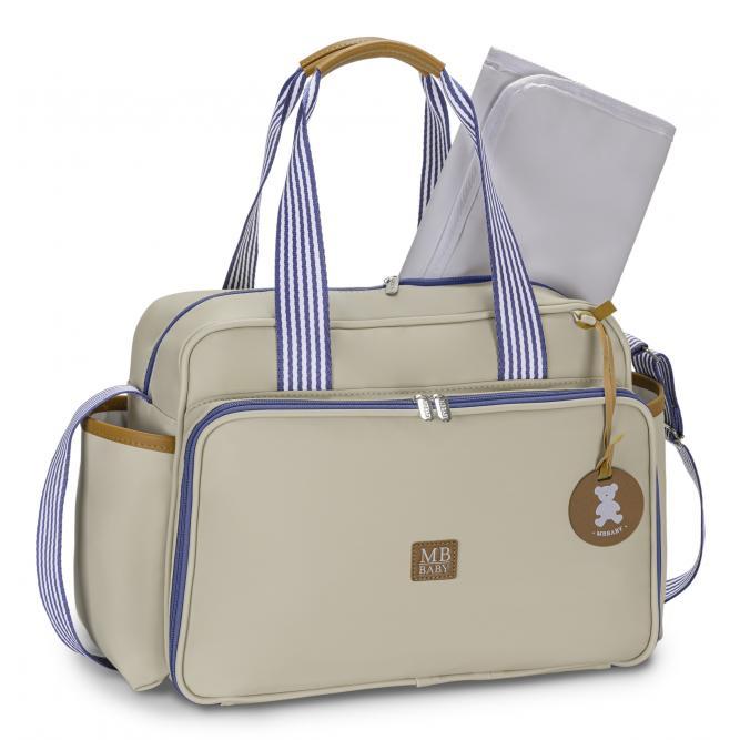 Bolsa Passeio - Masterbag MARFIM CLASSIC 28X21X10CM 51MBC377