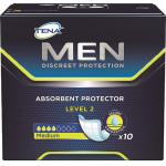 Absorvente Tena Men Level 2 Com 10 Unidades
