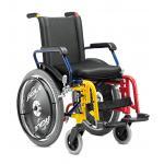 Cadeira Rodas Agile Infantil 36 Colorida Jaguaribe