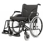 (U)Cadeira Rodas Big Preta Jaguaribe