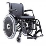 Cadeira Rodas Avd Aluminio Ortobras