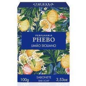 Sabonete Cremoso Phebo Granado