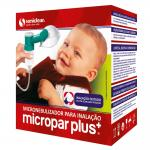 Kit Micronebulizador Inalacao Infantil Soniclear