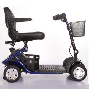 Quadriciclo Motorizado Dublin 4 Azul Kapra