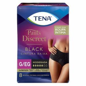 Roupa Intima Tena Pants Discreet 8 Unidades Feminina
