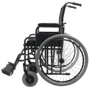 Cadeira Rodas D400 Raiada Pi Dellamed 44 PRETO