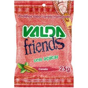 Bala Friends Canela Sache 25 Gramas Valda