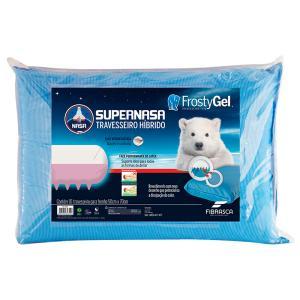 Travesseiro Frostygel Supernasa Fibrasca