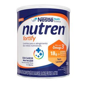 Nutren Fortify Sem Sabor 360g Nestle