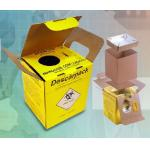 Coletor Perfurocortante Descarpack 7L AMARELO